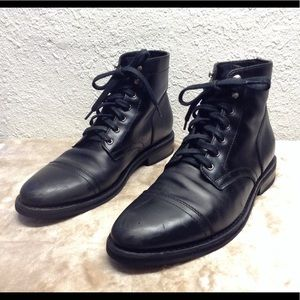 Thursday boot Co, Captain chukka 11.5 black